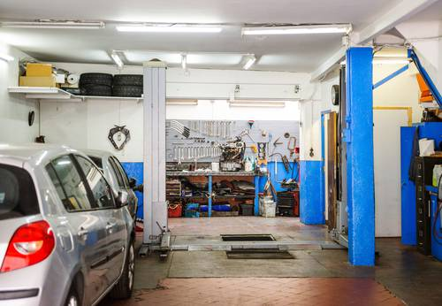 vehicle servicing in chepstow