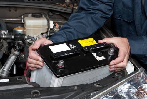 CAR BATTERY REPLACEMENT CHEPSTOW
