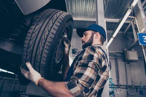 TYRE FITTING SERVICE IN CHEPSTOW
